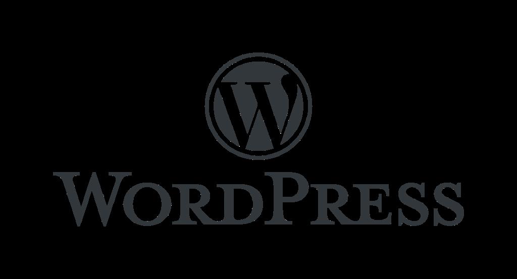 ワードプレス・ロゴ